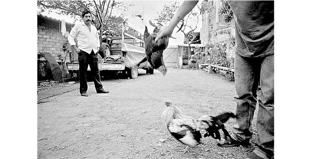 """De la serie """"Pueblo de Emiliano"""", Morelos, 1992-2000. Foto: Omar Menesesl"""