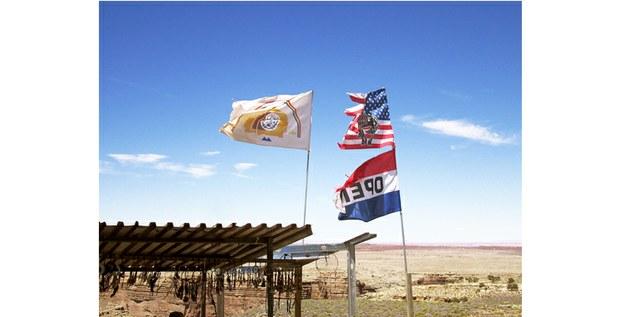 Reservación Navajo, Arizona, 2018. Foto: HB