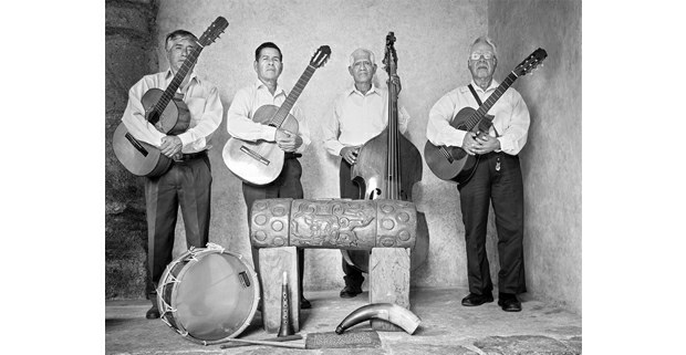 Grupo Santa Cruz, Tepoztlán. Foto: Elir Negri Lavín
