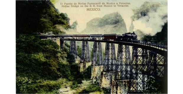 Alejandro Murguía, El Puente de Metlac