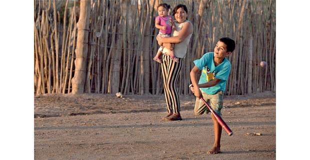 Comunidad cucapá El Mayor, Indiviso, Baja California. Foto: Prometeo Lucero