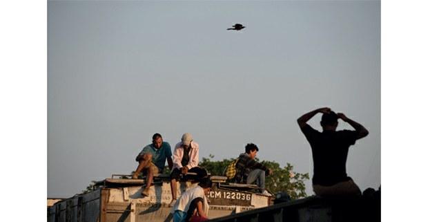 Arriaga, Chiapas. Foto: Alfredo Domínguez / La Jornada