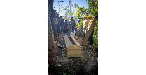 La muerte ronda los campamentos, Aldama, Chiapas