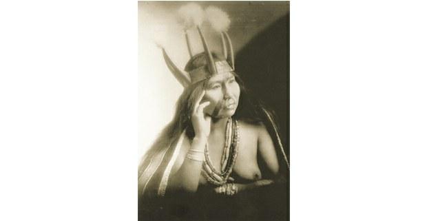 Stene-Tu, belleza tlinget, 1906. Foto: Harriet Smith Pullen