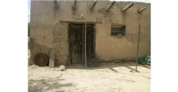 Casa campesina en el desierto de Wirikuta. Foto: Ojarasca