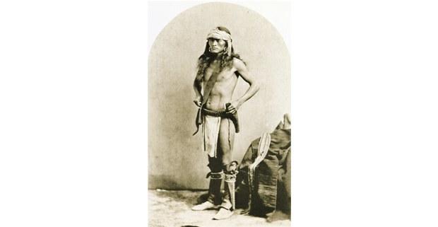 Explorador Navajo, s/f. Foto: Ben Wittick