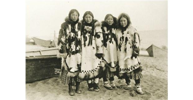 Sin título, Alaska, 1903. Foto: Beverly B. Dobbs