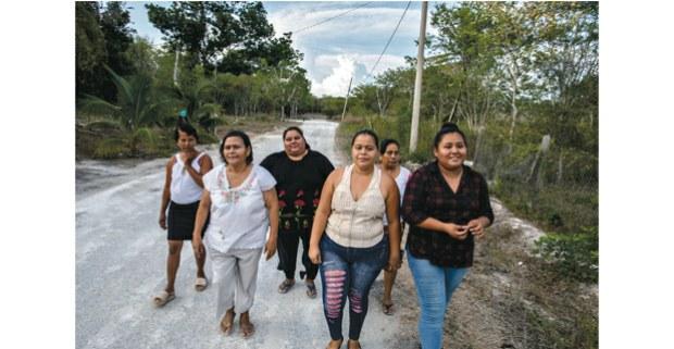 Las Florecitas de Xcanan, Calakmul, Campeche. Foto: Maya Goded