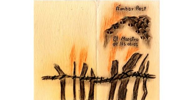 Grabado de Miguel Ángel Hernández
