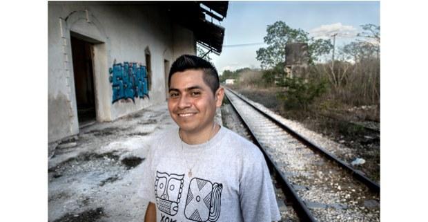 Valladolid, Yucatán, estación contemplada en el Tren Maya. Foto: Maya Goded