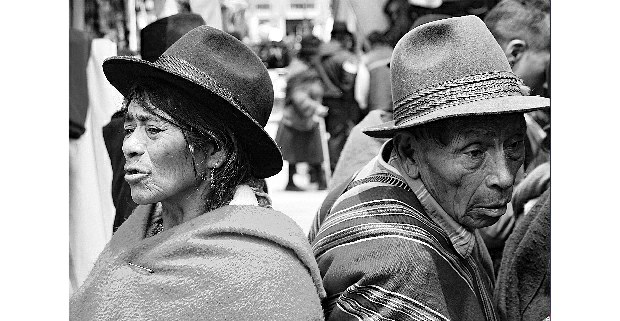 Riobamba, Ecuador. Foto: Mario Olarte