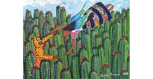 Ilustración: Griss Romero