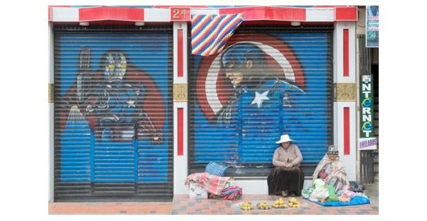 El Alto, Bolivia. Foto: Gerardo Magallón