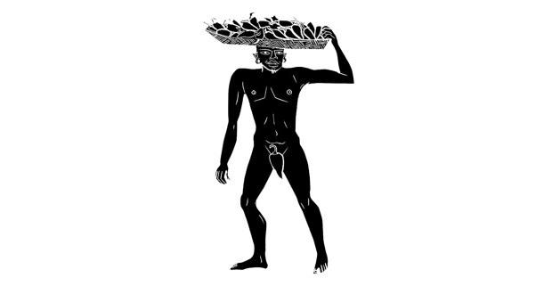 Grabados de Joel Rendón, del libro Erótica náhuatl
