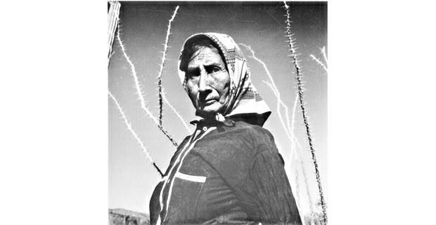 Desierto de Sonora, México, 1979: Graciela Iturbide. Cuando habla la luz, Fomento Cultural Banamex, 2018