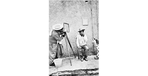 """El fotógrafo"", 1974: Graciela Iturbide. Cuando habla la luz, Fomento Cultural Banamex, 2018"