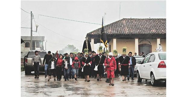 El misticismo de San Andrés Larráinzar, Chiapas. Foto: Mario Olarte