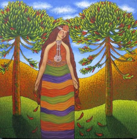 Mujer del Bosque, por Sonia Koch.jpg