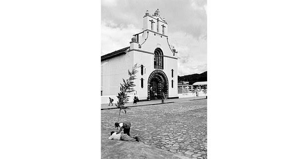 San Juan Chamula, Chiapas. Foto: Mario OIarte