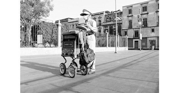 Ciudad de México en tiempos del Covid-19. Foto: Mario Olarte