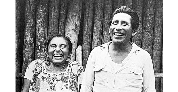 Juliana y Eleuterio Noh Ceh. Rancho Tunkas, Yucatán, 1976. Foto: Macduff Everton, The Modern Maya, University of Texas Press, 2012