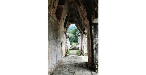 Palenque, Chiapas. Foto: Mario Olarte
