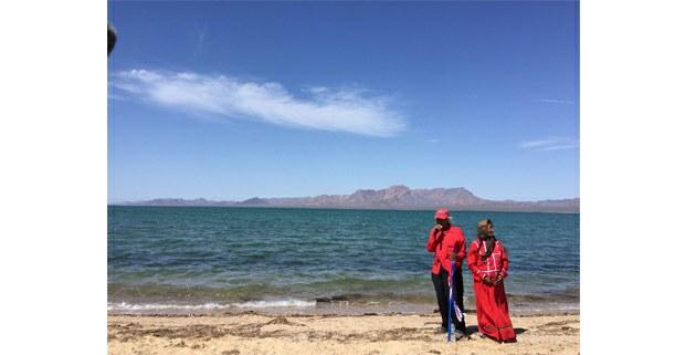 Punta Chueca, Sonora. Foto: Cortesía del autor