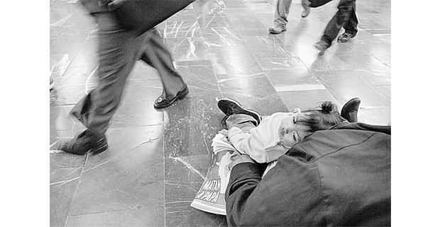 Metro Candelaria, CDMX. Foto: Jerónimo Palomares
