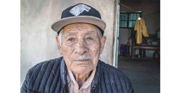 Don Fausto López Henchit, La Cofradía, Santa María Chimalapa. Foto: Elí García-Padilla