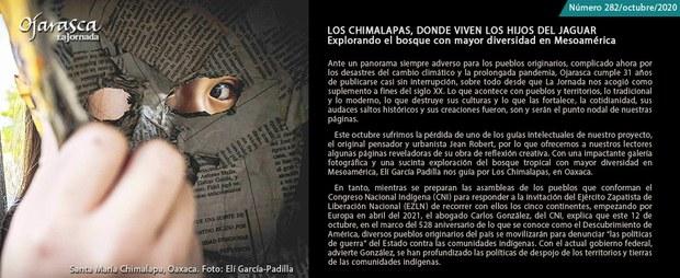 LOS CHIMALAPAS, DONDE VIVEN LOS HIJOS DEL JAGUAR