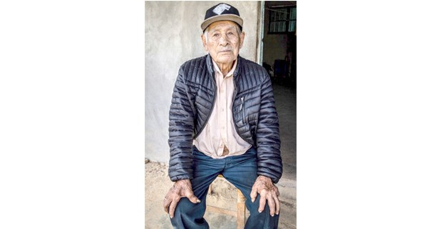 Don Fausto López Henchit. Foto Elí García-Padilla