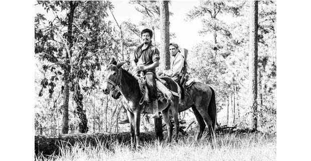 Horacio y Fito-Camino a la Gloria, Chimalapas, Oaxaca. Foto: Elí García-Padilla
