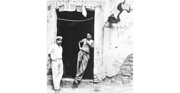 México D. F., ca 1955. Foto: Nacho López
