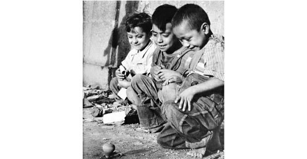México D. F., 1953. Foto: Nacho López
