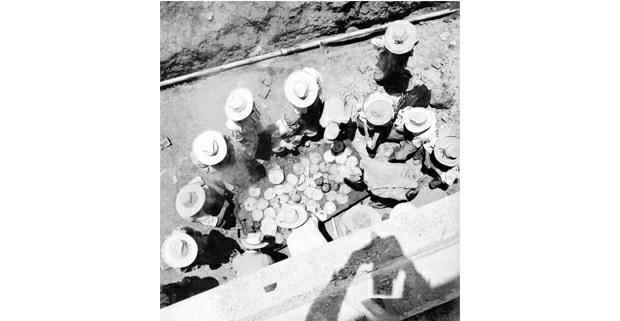 México D. F., ca. 1950. Foto: Nacho López