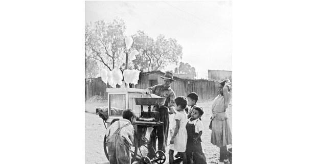 México D. F., ca. 1960. Foto: Nacho López