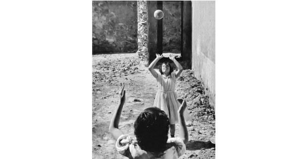 México D. F., ca 1953. Foto: Nacho López