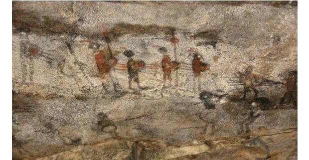 Pinturas rupestres, Puebla