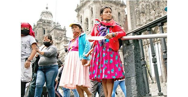 Otoño en la Ciudad de México, 2020. Foto: Mario Olarte