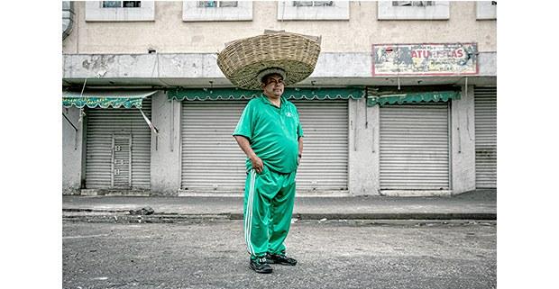 Don Popeye el panadero, La Merced, CDMX. Foto: Mario Olarte