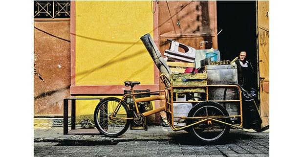 Se acabó la venta. La Romita, CDMX. Foto: Mario Olarte