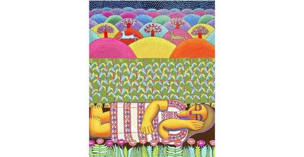 Pintura de Santiago Savi